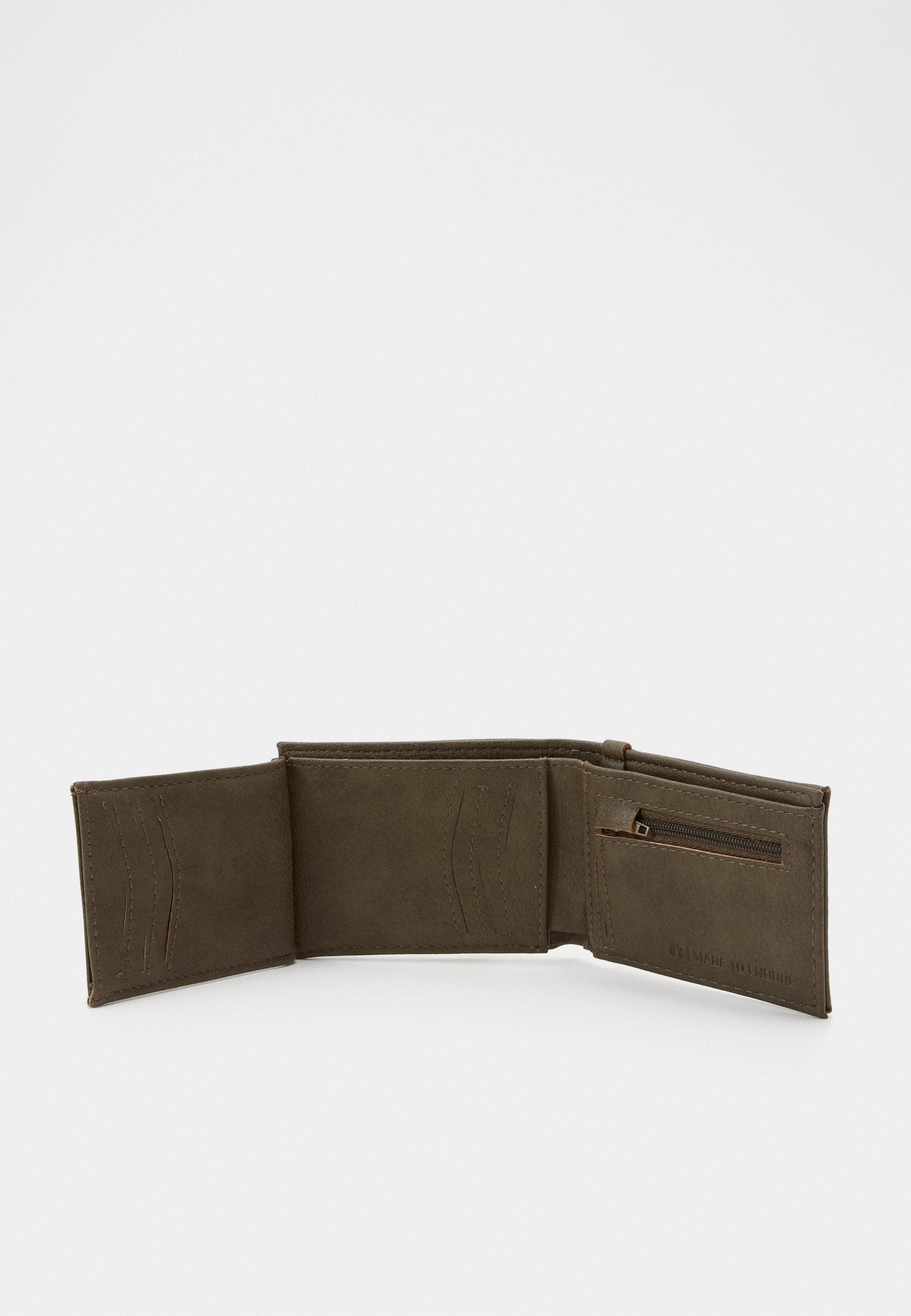 Element SEGUR WALLET - Lommebok - taupe/brun qxa0rsDnAVMjaCO