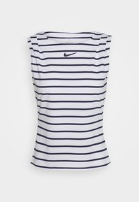 Nike Performance - MARIA DRY TANK - Funkční triko - white/blackened blue - 3