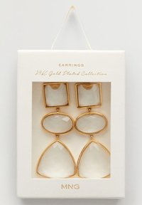 Mango - MODE - Earrings - oro - 3