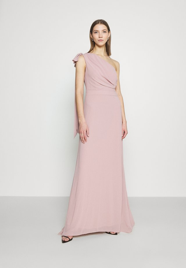 HAISLEY MAXI - Occasion wear - palemauve