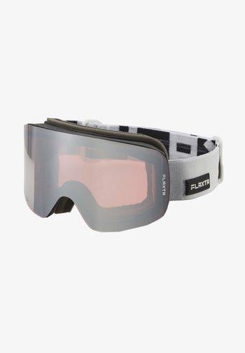 PRIME UNISEX - Masque de ski - white
