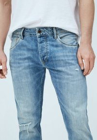 Pepe Jeans - STANLEY WORKS - Jeans Tapered Fit - denim - 3