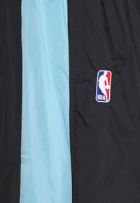Nike Performance - NBA MIAMI HEAT CITY EDITION TRACKSUIT - Club wear - black/blue gale/laser fuchsia - 5