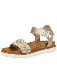Scapa - SCAPA SANDALEN - Walking sandals - platinum 360 - 2