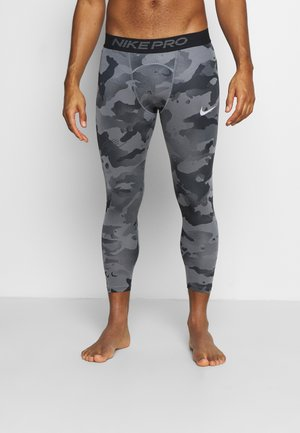 CAMO - Collants - smoke grey/grey fog