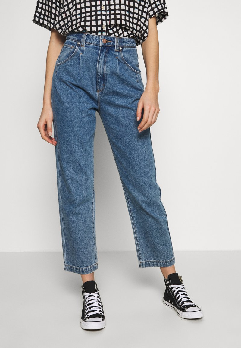Abrand Jeans - MIAMI - Relaxed fit jeans - blue denim