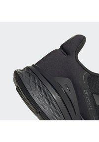 adidas Performance - RESPONSE SR - Neutrale løbesko - black/grey - 11