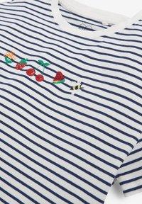 Next - EMBROIDERED STRIPE - Print T-shirt - multi coloured - 2