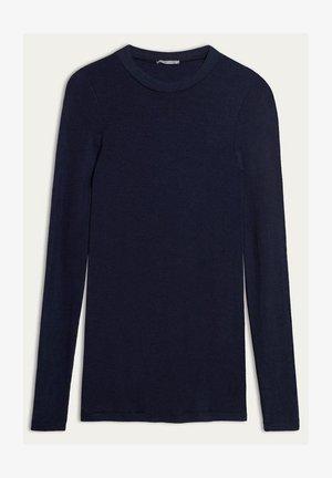 Undershirt - blu intenso