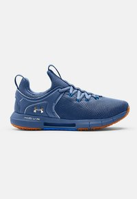 Under Armour - HOVR RISE - Neutral running shoes - mineral blue - 4