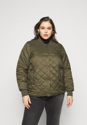 VMHAYLE JACKET - Light jacket - ivy green