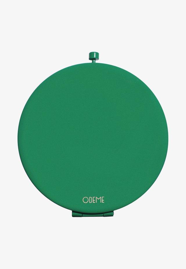 COMPACT MIRROR - Sminkspegel - green
