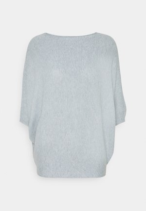 BEHAVE  - Strickpullover - blue fog melange