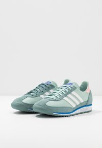 adidas Originals - Trainers - green tint/footwear white/raw green - 3