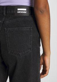 Dr.Denim - ECHO - Jeans straight leg - concrete black - 5