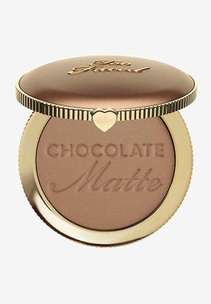 SOLEIL BRONZER - Bronzer - chocolate