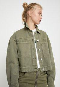 PULL&BEAR - Summer jacket - khaki - 0