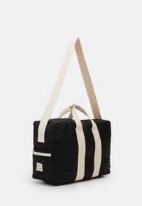 anello - BOSTON BAG UNISEX - Sports bag - black - 1