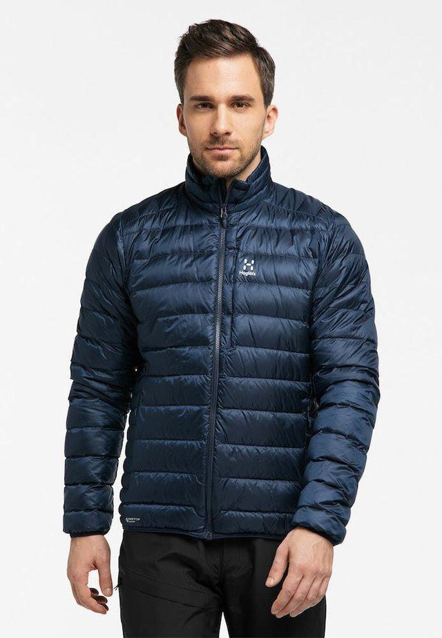 ROC - Down jacket - tarn blue