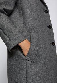 BOSS - Classic coat - grey - 5