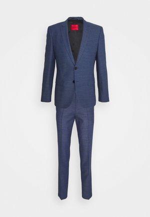 ARTI HESTEN - Kostym - blue