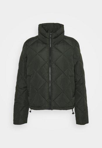 NMLAUDY SHORT JACKET - Light jacket - kalamata
