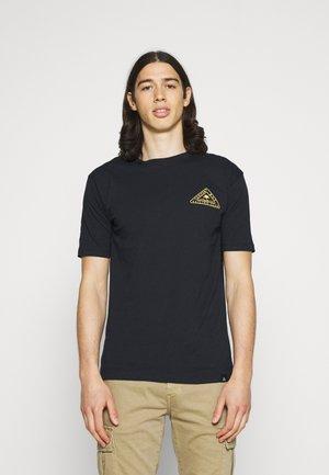 PALM - T-shirt med print - navy