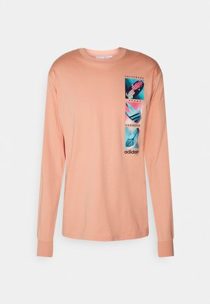 SUMMER ICONS - Long sleeved top - ambient blush