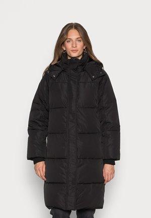 ESMARIA HOOD JACKET - Winter coat - black