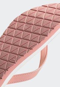 adidas Performance - EEZAY FLIP-FLOPS - Flip Flops - pink - 7
