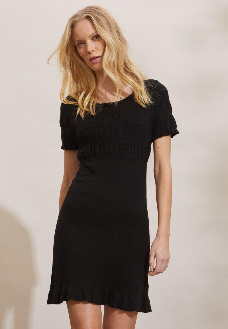 Odd Molly - LORI - Jumper dress - black