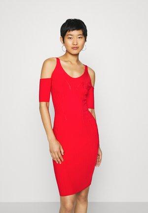 JESSICA DRESS - Shift dress - necessary red
