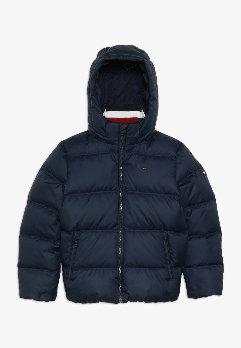 Tommy Hilfiger - ESSENTIALS JACKET - Untuvatakki - blue