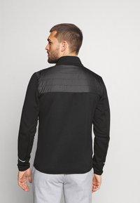 Calvin Klein Golf - 365 JACKET - Veste de survêtement - black - 2