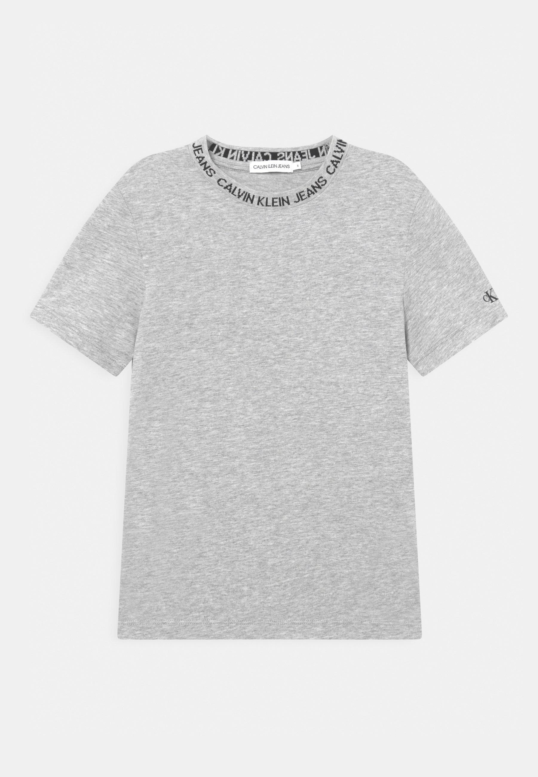 Bambini INTARSIA LOGO UNISEX - T-shirt con stampa