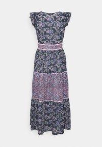Marks & Spencer London - MIX PRINT MIDAXI - Sukienka letnia - dark blue - 1