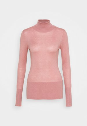 FAVORITE TURTLENECK SPECIAL - Svetr - blush rose