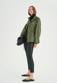 InWear - YUMA - Light jacket - beetle green - 1