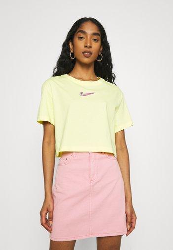 CROP TEE  - Camiseta básica - zitron