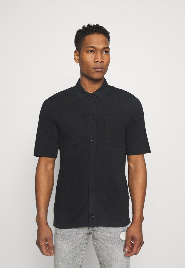 MARCUS - Camicia - black