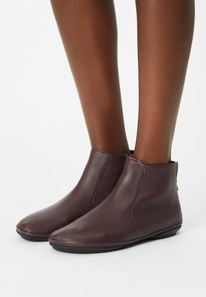 RIGHT NINA - Ankle boots - dark brown