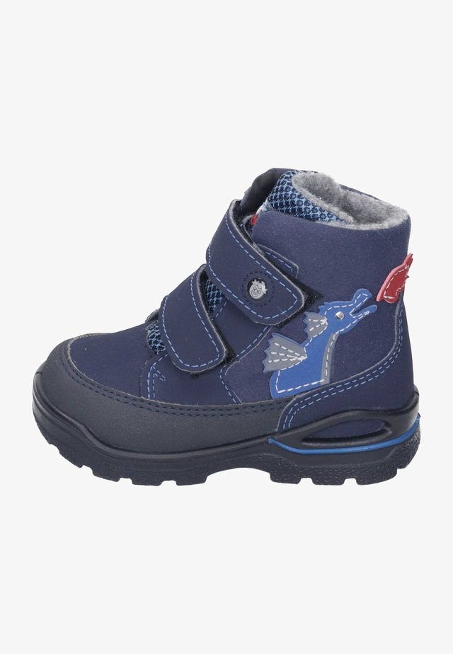 Winter boots - nautic/azur