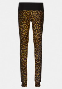 Guess - JUNIOR ACTIVE - Leggings - Trousers - leopard combo - 1