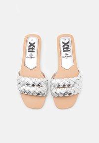 XTI - Mules - silver - 5