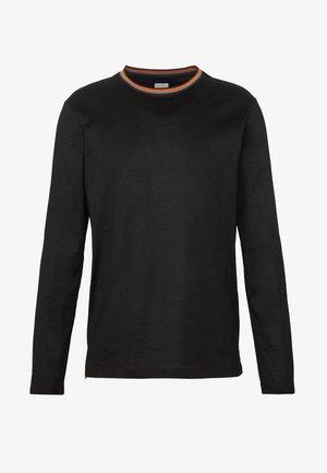 GENTS  - Long sleeved top - black