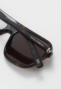 Dolce&Gabbana - Sluneční brýle - havana - 4