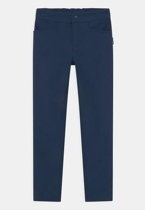 IDEA UNISEX - Outdoorové kalhoty - navy
