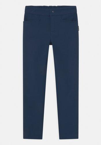 IDEA UNISEX - Outdoor trousers - navy