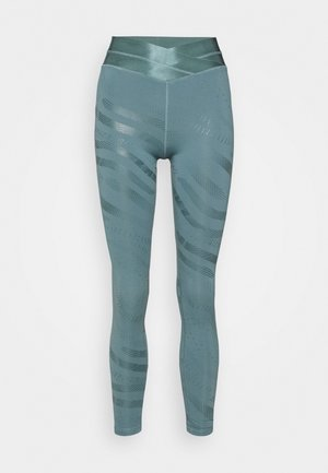 ONPONAY TRAINING - Tights - goblin blue