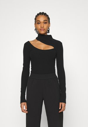IDA - Long sleeved top - black
